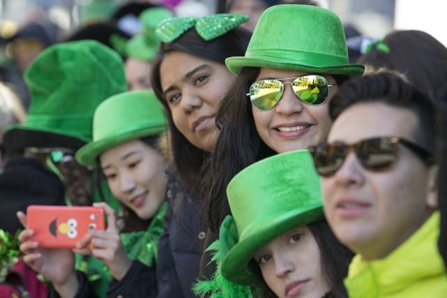 Quelque 300000 personnes sont attendues dimanche au 196e grand... (PHOTO ROBERT SKINNER, ARCHIVES LA PRESSE)