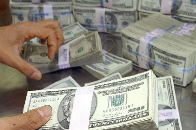 C'était presque trop beau pour près de 67000 contribuables de Louisiane qui... (ARCHIVES AFP)