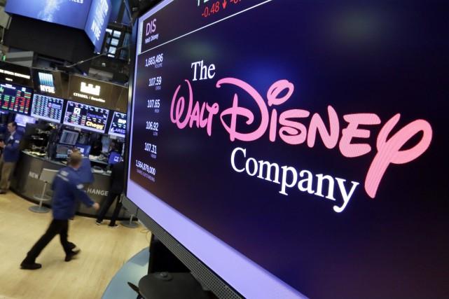 Le groupe Disney a prévu de lancer son... (PHOTO RICHARD DREW, AP)