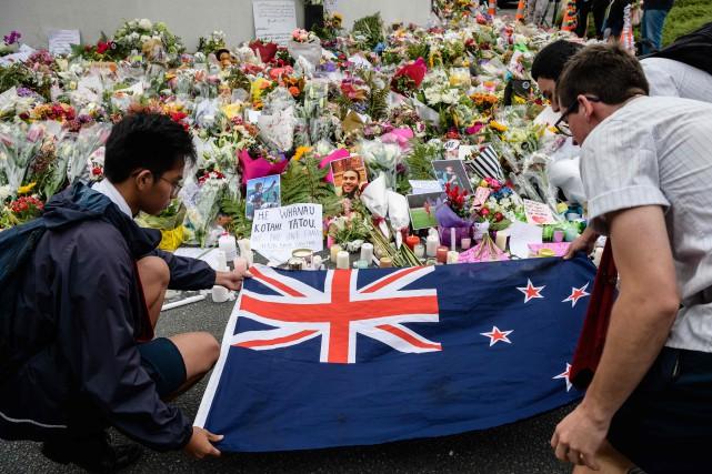 Christchurch: Trump dénonce les critiques «ridicules» le visant