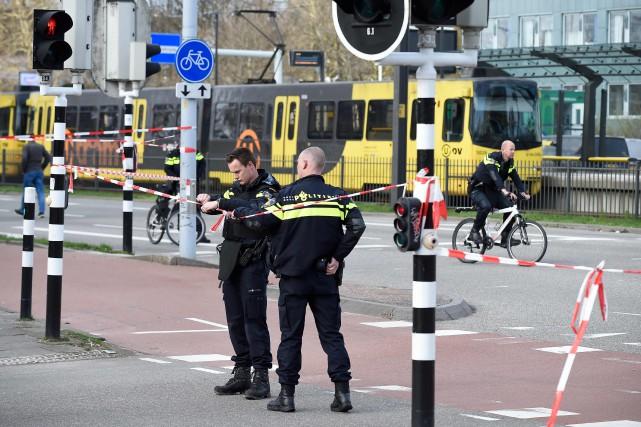 Fusillade mortelle aux Pays-Bas: le suspect arrêté