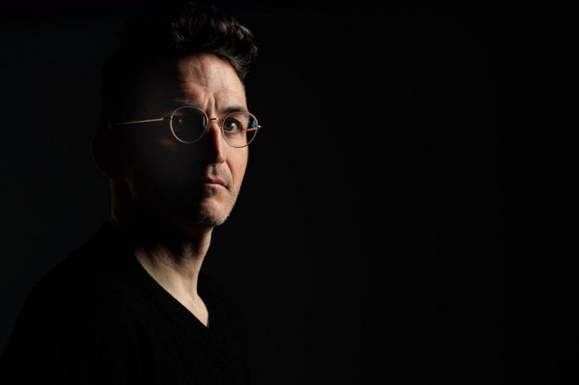 François Delisle, scénariste et réalisateur de CA$H NEXU$... (PHOTO HUGO-SEBASTIEN AUBERT, LA PRESSE)