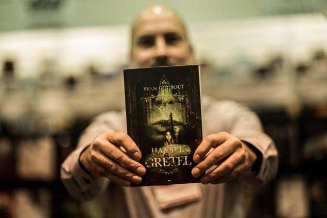 Yvan Godbout, auteur du romanHansel et Gretel, a... (PHOTO YVES LÉGARÉ, TIRÉE DU COMPTE FACEBOOK D'YVAN GODBOUT)