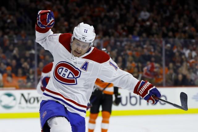 Une grosse victoire du Canadien aux dépens des Flyers