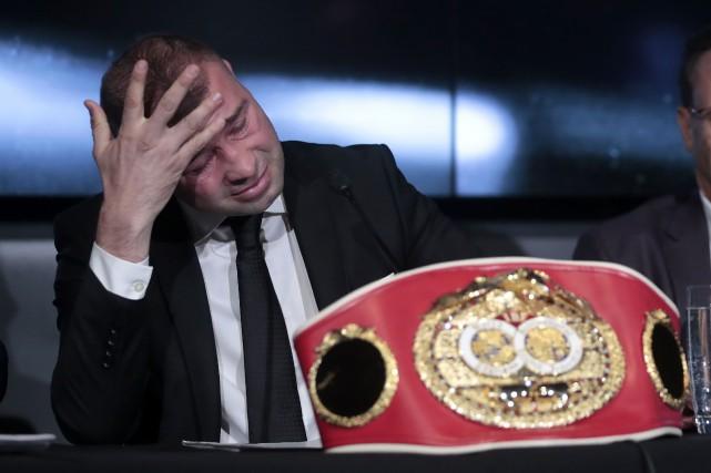 Le boxeur Lucian Bute met un terme à sa carrière