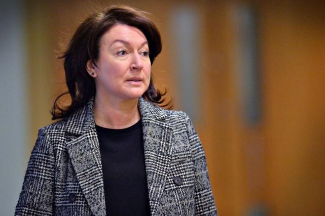 Procès: NathalieNormandeau s'inquiète des délais