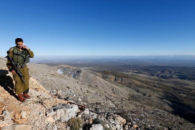 Donald Trump reconnaît la souveraineté d'Israël sur le Golan