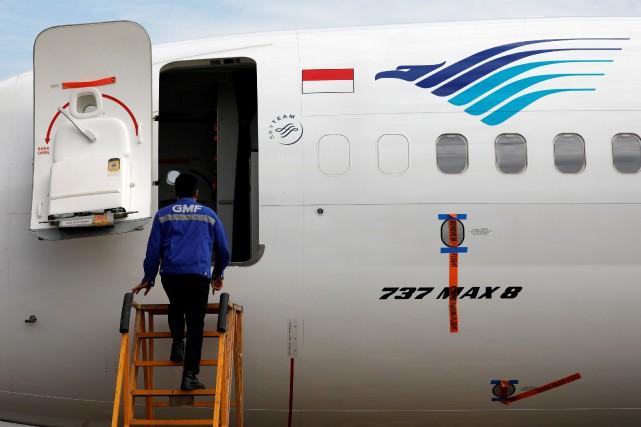 Une compagnie indonésienne annule sa commande de 49Boeing737 MAX