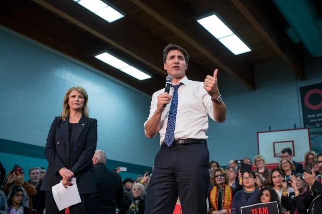 Les prochaines élections fédérales seront l'occasion pour les... (PHOTO BEN NELMS, LA PRESSE CANADIENNE)
