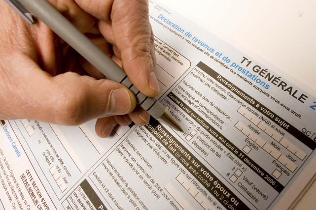 Le rapport d'impôt unique serait payant, selon l'IRAI