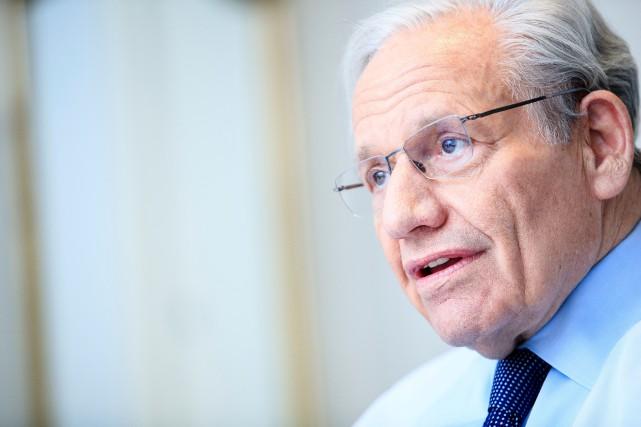 Le rapport Mueller complet devrait être rendu public, selon Bob Woodward