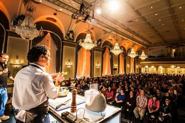 L'évènement culinaire Foodcamp se tiendra ce week-end au... (PHOTO LES FESTIFS, FOURNIE PAR FOODCAMP)