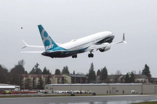 737 MAX: Boeing doit revoir sa copie sur le système anti-décrochage