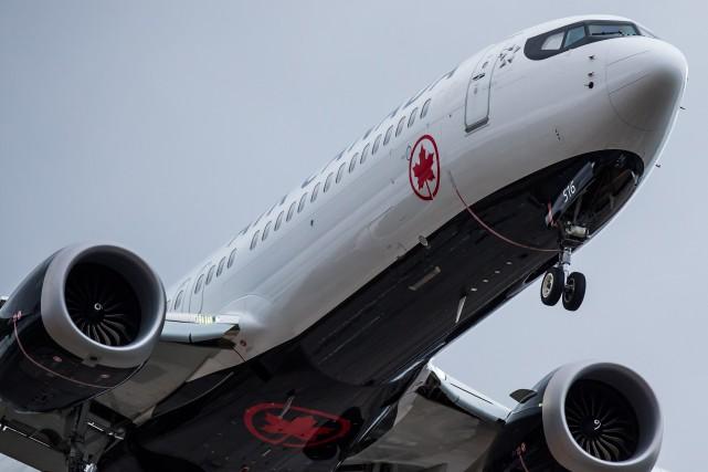 Boeing 737 Max: Air Canada révise son horaire