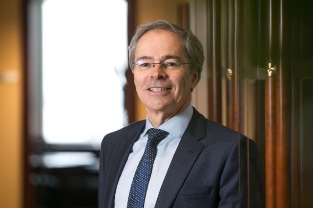 Le sénateur Pierre Dalphond.... (PHOTO HUGO-SEBASTIEN AUBERT, ARCHIVES LA PRESSE)