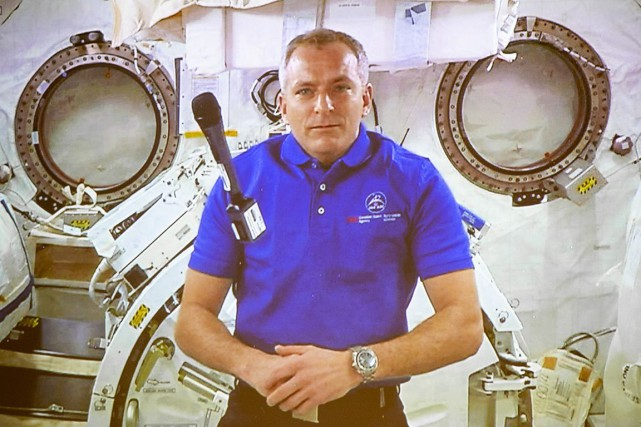 David Saint-Jacques est sorti de la Station spatiale internationale