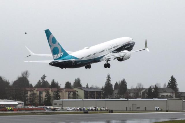 La débâcle du 737MAX8 de Boeing offre des... (PHOTOJASON REDMOND, ARCHIVES REUTERS)