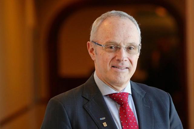 LucBisaillon, président de l'Association des MBA du Québec... (PHOTO ROBERT SKINNER, LA PRESSE)