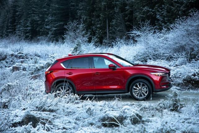 Mazda a décidé de créer des versions, nommées... (PHOTO FOURNIE PAR MAZDA)