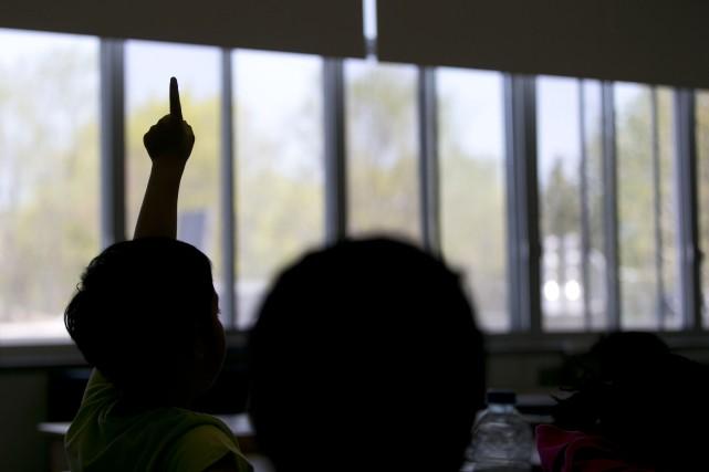 À l'Hôpital de Montréal pour enfants, les visites... (PHOTO FRANCOIS ROY, ARCHIVES LA PRESSE)
