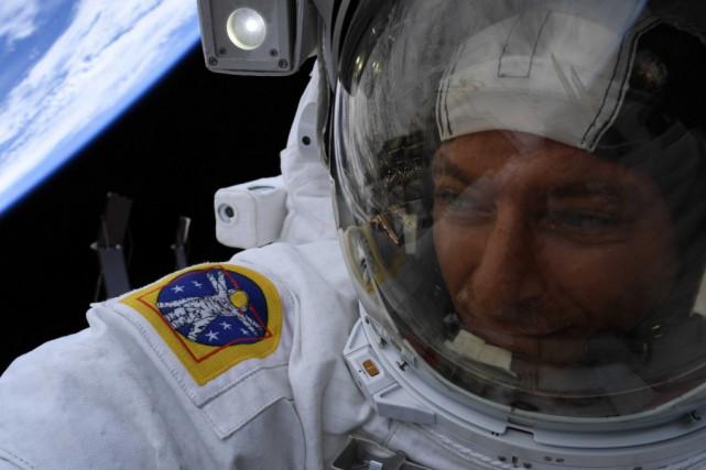 Sortie spatiale de David Saint-Jacques: «C'était de l'or, dela pure joie»
