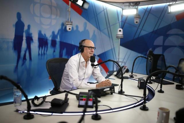 Alain Gravel continuera d'animer son émission jusqu'au14juin.... (PHOTO MARTIN CHAMBERLAND, ARCHIVES LA PRESSE)