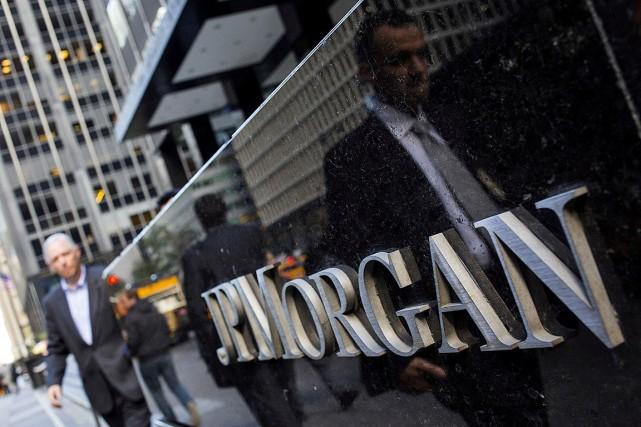 La première banque américaine en termes d'actifs a... (PHOTO ERIC THAYER, ARCHIVES REUTERS)