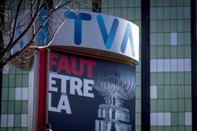 Le propriétaire de TVA Sports, Québecor, conteste en Cour fédérale deux... (PHOTO OLIVIER JEAN, ARCHIVES LA PRESSE)