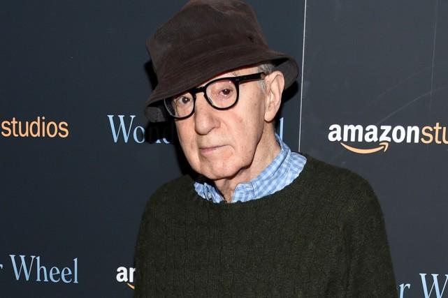 Woody Allen... (PHOTO EVAN AGOSTINI, EVAN AGOSTINI/INVISION/AP)