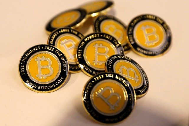 Les partisans de la blockchain estiment qu'elle peut... (PHOTO MIKE SEGAR, REUERS)