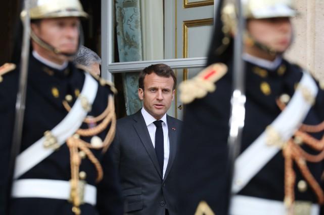 Macron va dévoiler lundi ses annonces aux gilets jaunes
