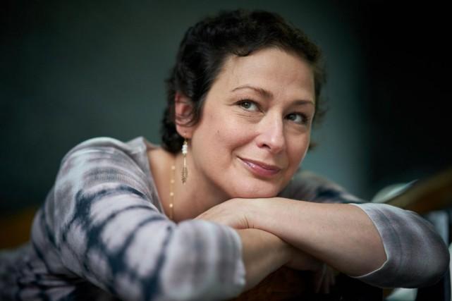 La comédienne AnickLemay vient de publier un recueil... (PHOTO ANDRÉ PICHETTE, LA PRESSE)