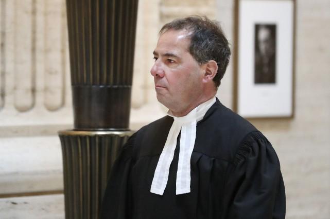 René Verret, qui est avocat depuis 1985, se... (PHOTO ROBERT SKINNER, ARCHIVES LA PRESSE)