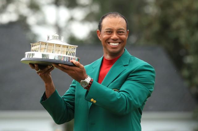 Tiger Woods se remet en quête du record de Jack Nicklaus