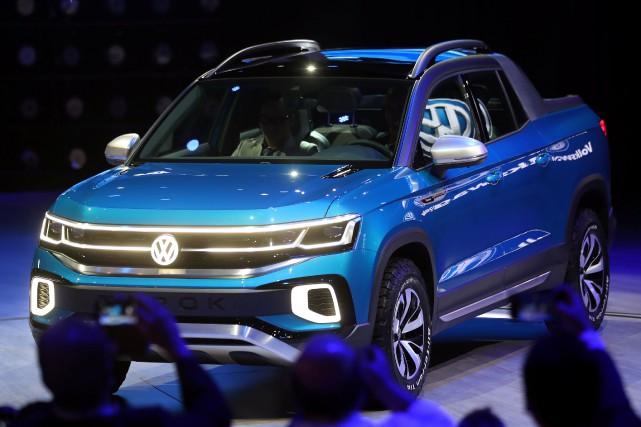 Volkswagen veut tâter la réaction du public américain... (PHOTO REUTERS)