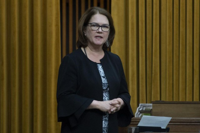 Jane Philpott a été exclue du caucus libéral... (PHOTO ADRIAN WYLD, ARCHIVES LA PRESSE CANADIENNE)