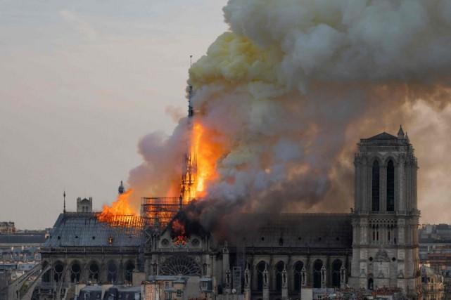 «Hier, tout le monde a ressenti une douleur... (PHOTOFABIEN BARRAU, AGENCE FRANCE-PRESSE)