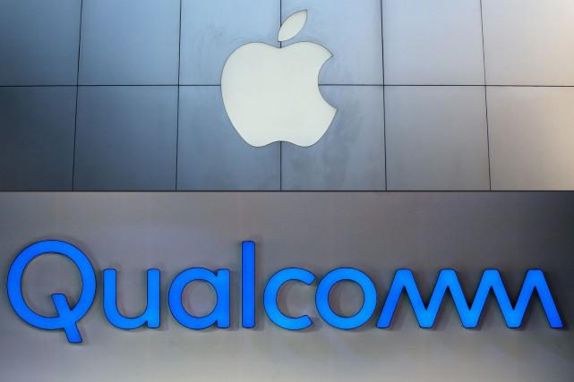 Après deux ans de bataille juridique sur toute la planète, Apple et le... (PHOTO GREG BAKER ET MANDEL NGAN, ARCHIVES AGENCE FRANCE-PRESSE)