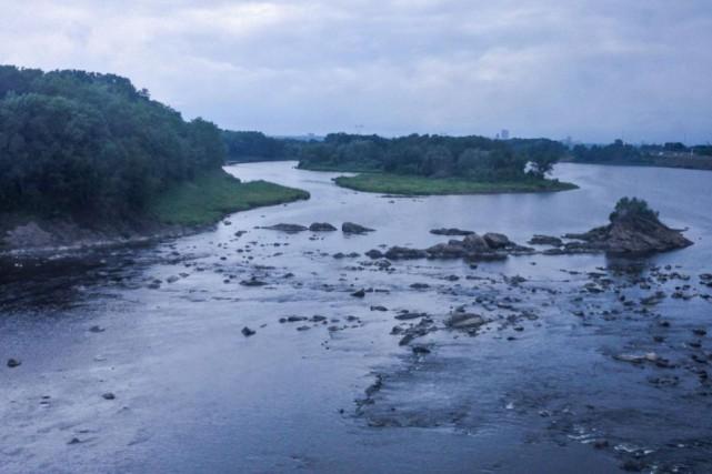 La rivière Chaudière... (PHOTO WIKIMEDIA COMMONS)