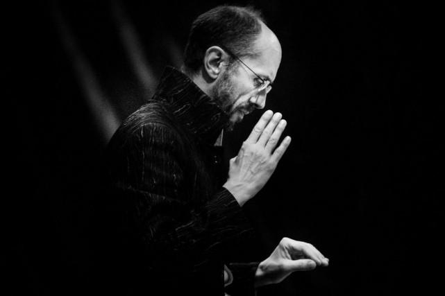Le maestro et claveciniste français Hervé Niquet... (PHOTO FOURNIE PAR L'OSM)