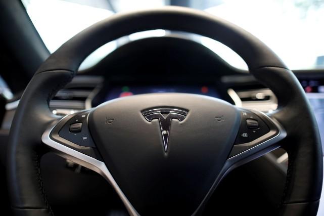 L'idée de Tesla est fondée sur le principe... (PHOTO KIM HONG-JI, ARCHIVES REUTERS)