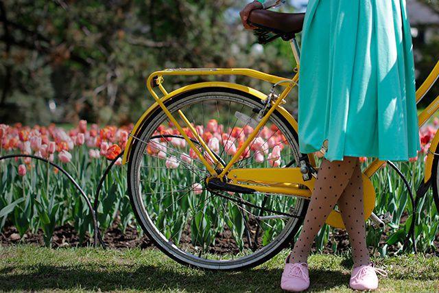 «Je me souviens que, plus jeune, je partais en randonnée à vélo avec mes...