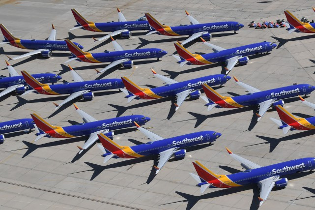 Boeing737MAX: facture salée pour les compagnies américaines