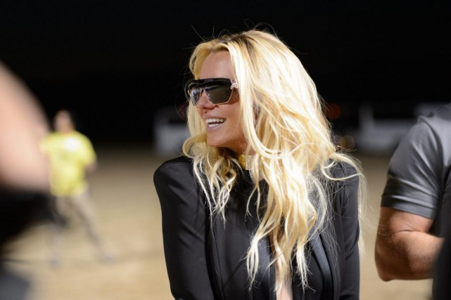 Britney Spears, en 2013... (PHOTO AL POWERS, ARCHIVES INVISION/ASSOCIATED PRESS)