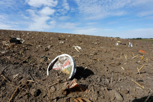 En 2015, 310 millions de tonnes de plastique... (PHOTO FERDINAND OSTROP, ARCHIVES ASSOCIATED PRESS)