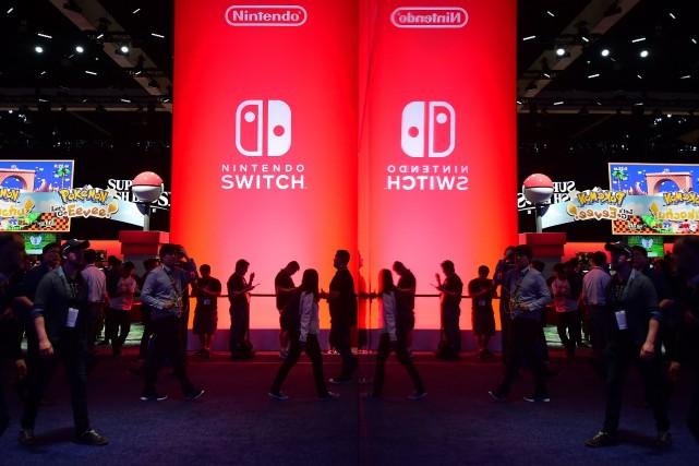 Le pionnier japonais des jeux vidéo Nintendo a annoncé vendredi qu'«une... (PHOTO FREDERIC J. BROWN, ARCHIVES AFP)