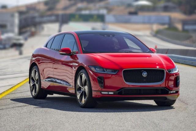 L'i-Pace est un VUS tout électrique que Jaguar... (PHOTO FOURNIE PARJAGUAR)