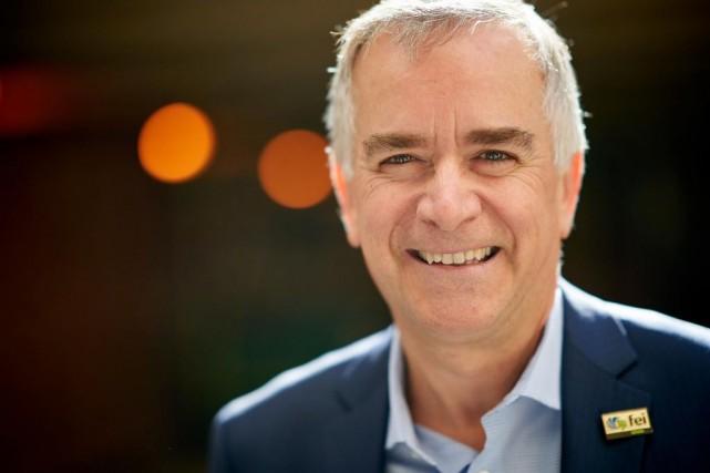CarlGauvreau est président du conseil d'administration de Financial... (PHOTO ANDRÉPICHETTE, LA PRESSE)