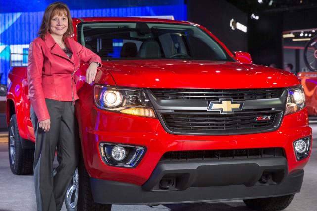 On pourrait bientôt voir des pickups GM tout... (PHOTO GENERAL MOTORS)