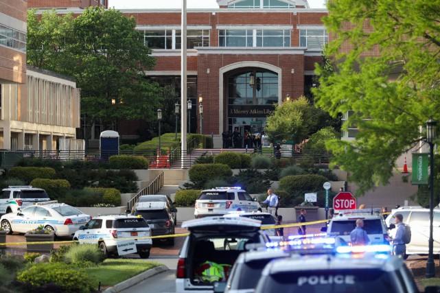 Caroline du Nord: deux morts lors d'une fusillade dans une université